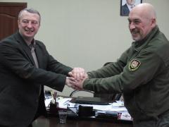 Луганська обласна ВЦА та Громадська спілка «Асоціація «Східне партнерство» підписали Меморандум про співробітництво»