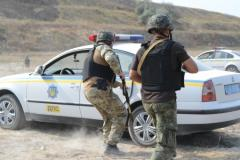 Співробітники ДАЇ Луганщини продемонстрували отримані бойові навички за натовськими стандартами