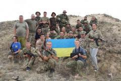 Юные патриоты региона поучаствовали в учениях с настоящим спецназом