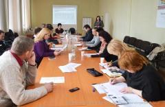 У Сєвєродонецьку провели фахову майстерню з дотримання прав переселенців
