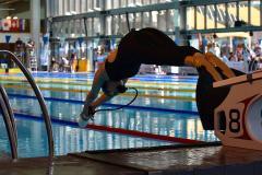Два срібла завоювала луганчанка на чемпіонаті Світу з плавання в ластах