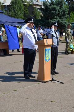 На Луганщині відбулись урочисті заходи з нагоди Дня Національної поліції України