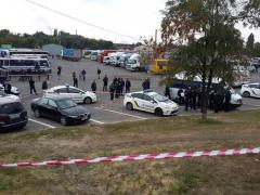 Убийца двух полицейских в Днепре задержан