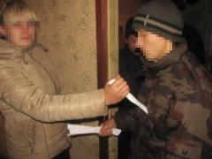 В Лисичанске местная жительница зарезала своего сожителя