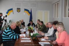 Общественники, полиция, местная власть обсудили криминогенную обстановку в Рубежном