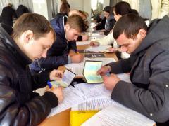 Начался набор в самый восточный департамент Национальной патрульной полиции городов Северодонецк - Лисичанск - Рубежное