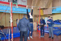 Патрульна поліція Луганщини: відсьогодні кандидати проходять випробування на рівень фізичної підготовки
