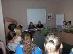 Міні - ярмарок щодо організації добору кандидатів на службу до Патрульної поліції України