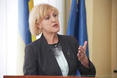 Елеонора Поліщук доповіла про підсумки роботи Департаменту соціального захисту населення ОДА у 2015 році