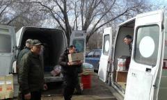 На Луганщину завітали вінницькі волонтери