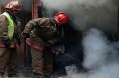Рятувальники ліквідували пожежу в підвалі житлового будинку