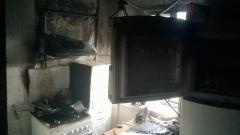 В Северодонецке спящий мужчина едва не погиб из-за горящих холодильника и вытяжки