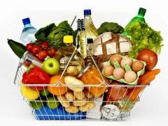На Луганщині одні з найнижчих в Україні ціни на молоко, ковбаси варені першого ґатунку, яловичину, свинину та соняшникову олію