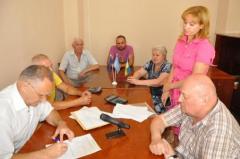 В офисе проекта ЕС/ПРООН «Местное развитие, ориентированное на громаду» два северодонецких ОСМД провели процедуру выбора подрядчика по правилам закупки ООН