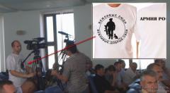 В лисичанском горсовете дунаевский медийник пропагандировал российскую агрессию в Украине