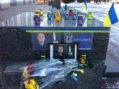 Неравнодушые активисты восстановили мемориал памяти полковника Радиевского