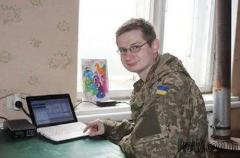 Боец из Киева запустил на Донбассе собственное FM радио