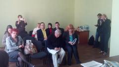 В облдержадміністрації відбувся семінар-тренінг для журналістів міст та районів області