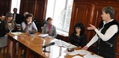 Обговорення програми розвитку міста