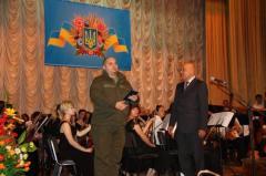 В Северодонецке наградили милиционеров Луганщины «За развитие региона» в честь Дня Конституции Украин