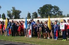 День спорта в Рубежном