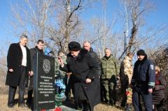В Рубежном говорили о мире и почтили память погибших патриотов Украины