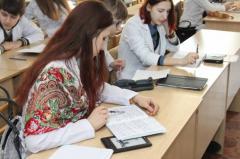 Работа ВУЗа-переселенца в Рубежном