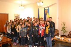 Група дітей із Луганщини виїхала на відпочинок в Румунію
