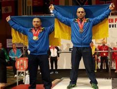 Володимир Рисєв – чемпіон світу з пауерліфтингу
