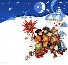 260 дітей Луганщини поїдуть на різдвяні свята до Західної України