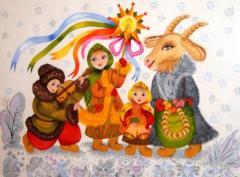 7 січня - Різдвяний флеш-моб на площі Перемоги