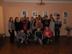 У Сєвєродонецький міський Центр дитячої та юнацької творчості знову завітали діти з прифронтової зони