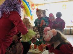 У Сєвєродонецькому обласному дитячому протитуберкульозному санаторії відбулося свято «WORLD FOOD DAY»