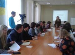 В Сєвєродонецьку відбулася презентація безеоштовних послуг соціальних міських служб та установ