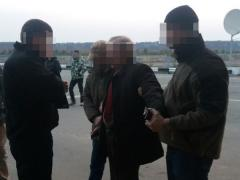 На границе с Россией перехватили секретные данные о военных на Луганщине