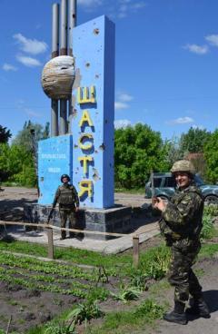Військові одного з підрозділів ЗС України поблизу Щастя полонили двох спецназівців країни-агресора