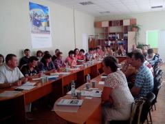 У Сєвєродонецьку відбувся семінар з питань енергетичного моніторингу та бенчмаркінгу
