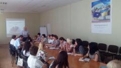 У Сєвєродонецьку відбувся практичний семінар стосовно доступу до публічної інформації