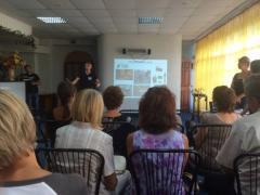 В Северодонецке прошел семинар по противоминной безопасности