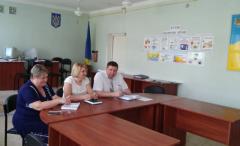 Семінар - нарада  із заступниками начальників управлінь Пенсійного фонду України в Луганській області