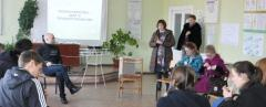 В Северодонецке прошел семинар «Школа студенческого активиста»