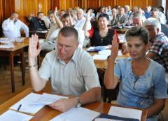104-та (чергова) сесія міської ради
