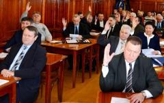 25 грудня відбулося пленарне засідання 95-ої (чергової) сесії Сєвєродонецької міської ради VI скликання