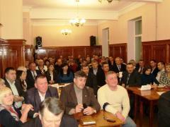 Северодонецк начал новый отсчет времени с переизбранным Казаковым и 100 миллионами в казне