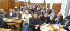 В Северодонецке состоялась первая после выборов сессия горсовета