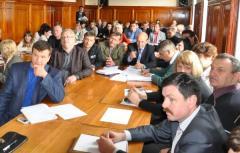 28 квітня 2016 року відбулося пленарне засідання одинадцятої (чергової) сесії Сєвєродонецької міської ради VII скликання