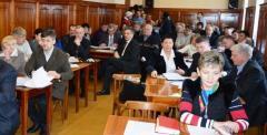 29 січня відбулося пленарне засідання 96-ої (чергової) сесії Сєвєродонецької міської ради