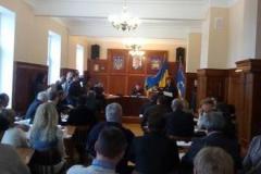 В Северодонецке депутаты не решились рассмотреть вопрос о признании РФ агрессором