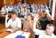 30 липня відбулося пленарне засідання 103-ї (чергової) сесії міської ради VI скликання