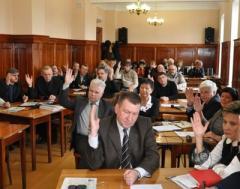 20 листопада відбулося пленарне засідання 92-ої (позачергової) сесії Сєвєродонецької міської ради